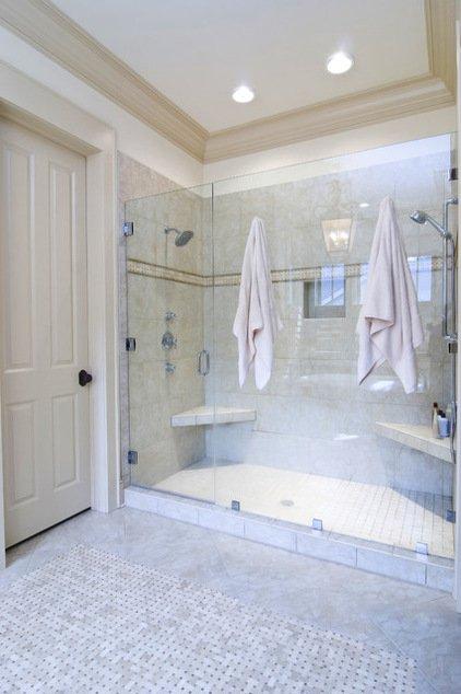 двойной душ