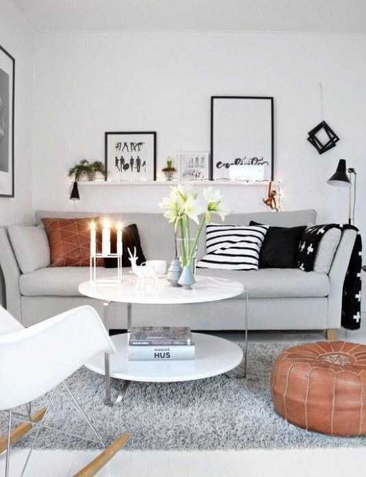 фото небольших гостиных комнат