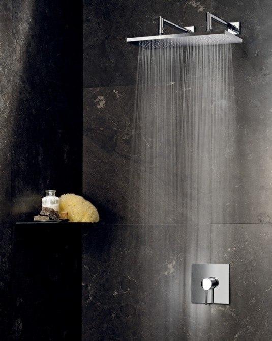 двойной душ фото