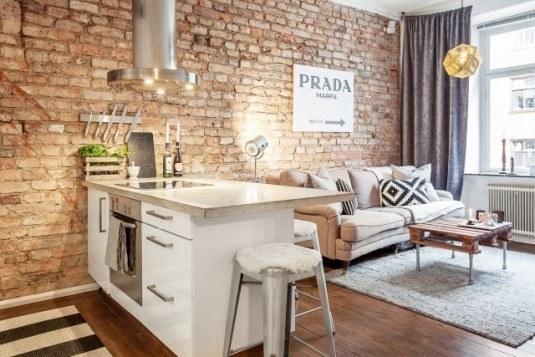 диван в кухню студио