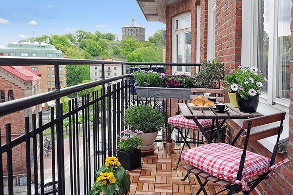 сад на балконе идеи своими руками