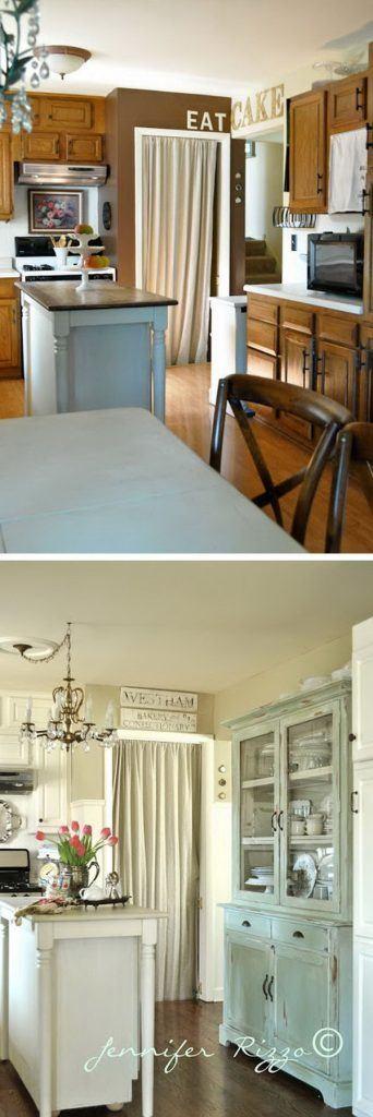 кухни после ремонта квартире