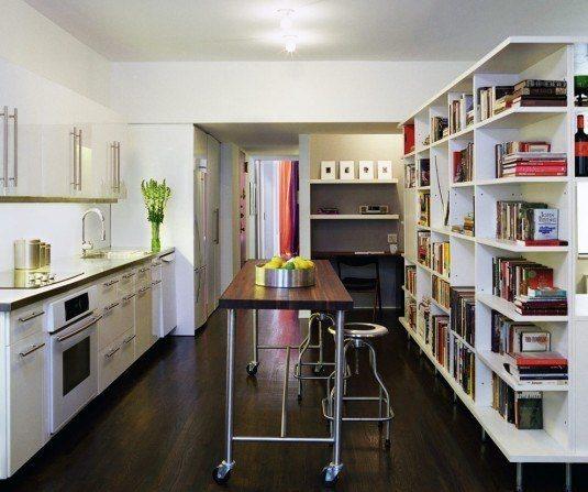 стол на колесах для кухни
