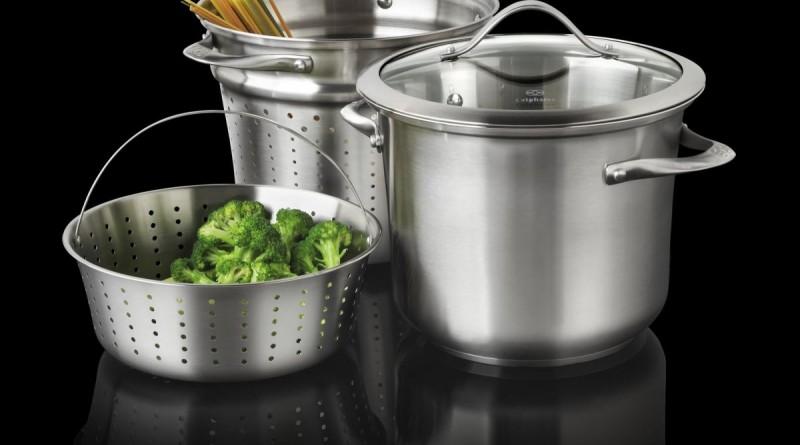 кухонная посуда из нержавеющей стали россия