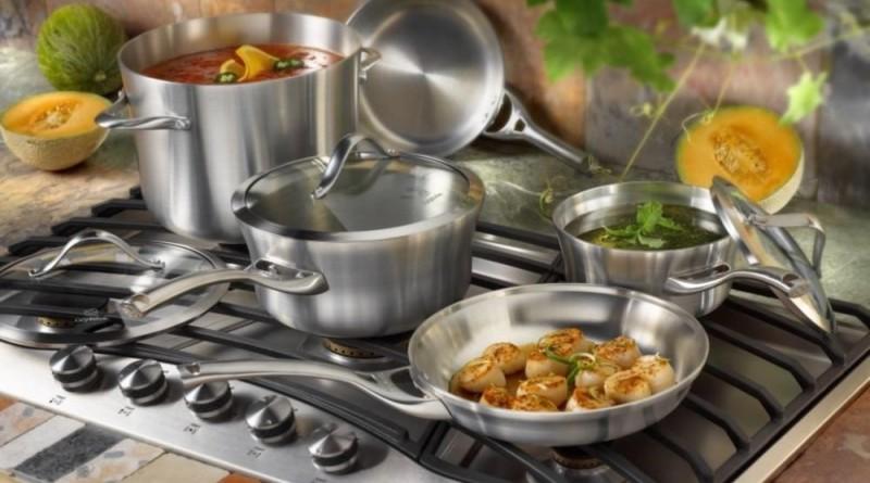 кухонная посуда из нержавеющей стали из германии