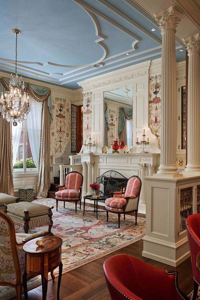 люстры для гостиной в классическом стиле