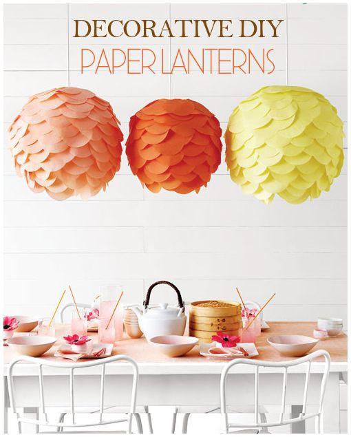 Декор для кухни своими руками из бумаги