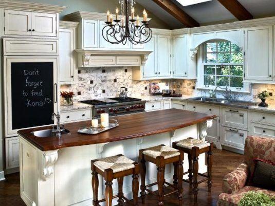 дизайн кухни декор