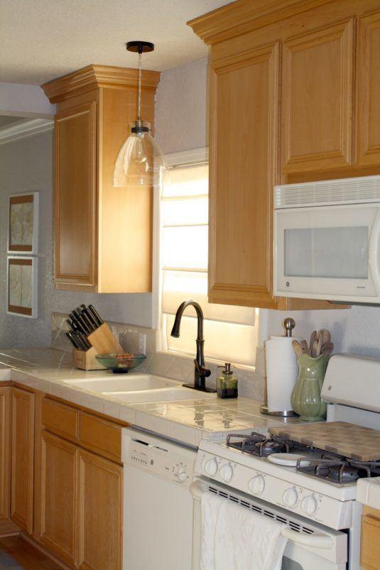 освещение на кухне фото