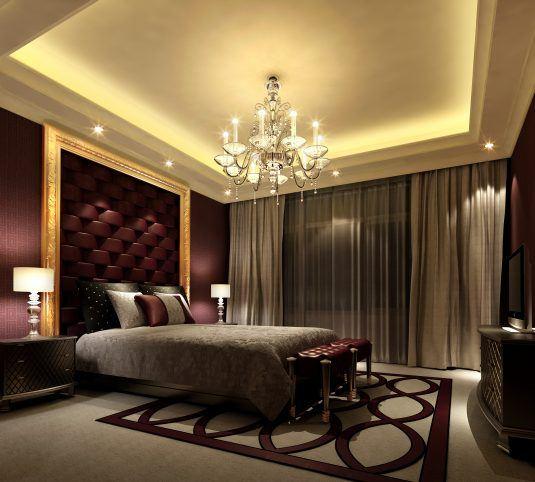 варианты декора спальни