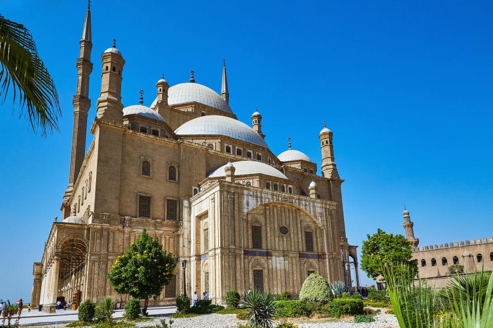 Цитадель Каира фото