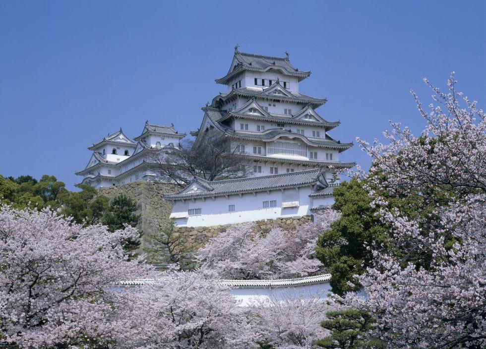 Замок Химэдзи фото