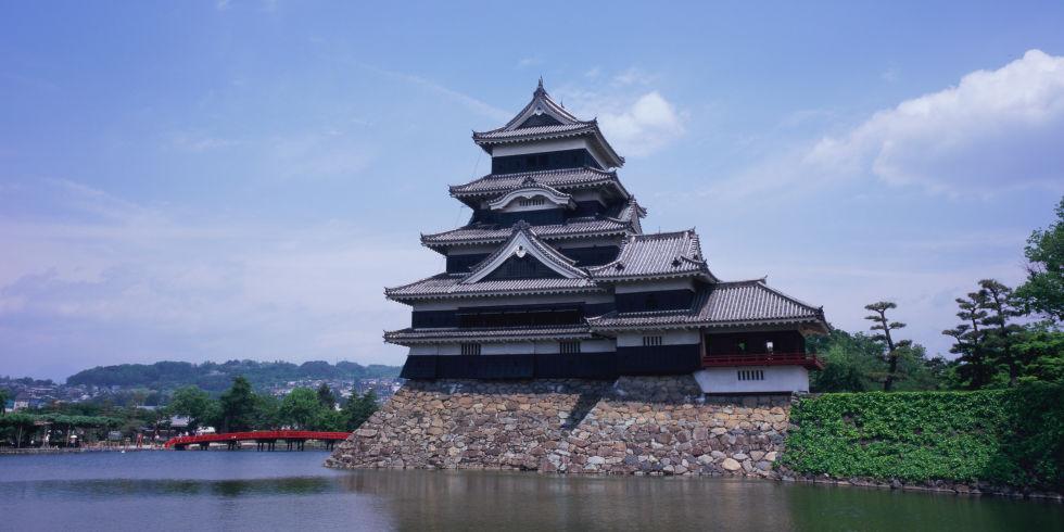 Замок Мацумото фото