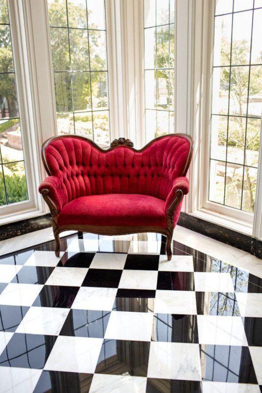 викторианская мебель