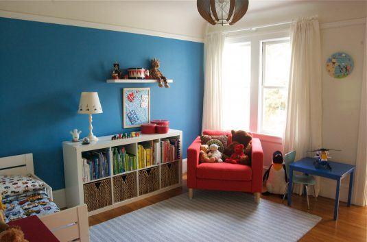 декор детской комнаты для мальчика своими руками