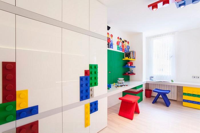 lego комната детская
