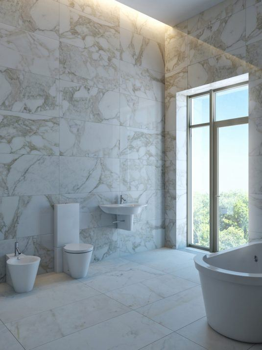 плитка из натурального камня для ванной комнаты
