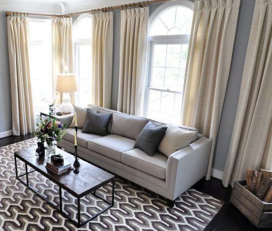 как сделать гостиную уютной и красивой фото