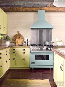 кантри кухня фото