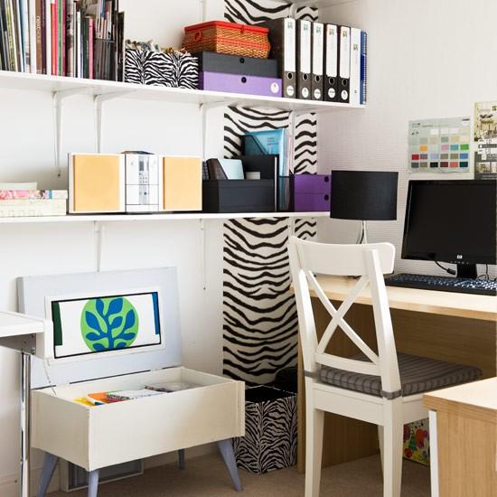 маленький домашний офис