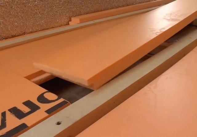 утепление пола на балконе пеноплексом или пенополистиролом