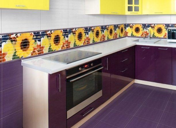 плитка для кухни на стену фото