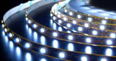 Что такое светодиодная лента и где используют изделие