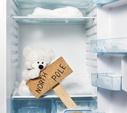 деталь на холодильник