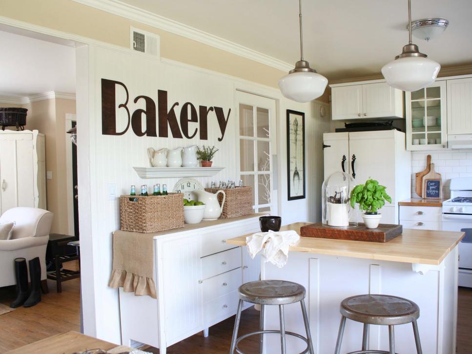 стиль шебби шик в интерьере кухне фото