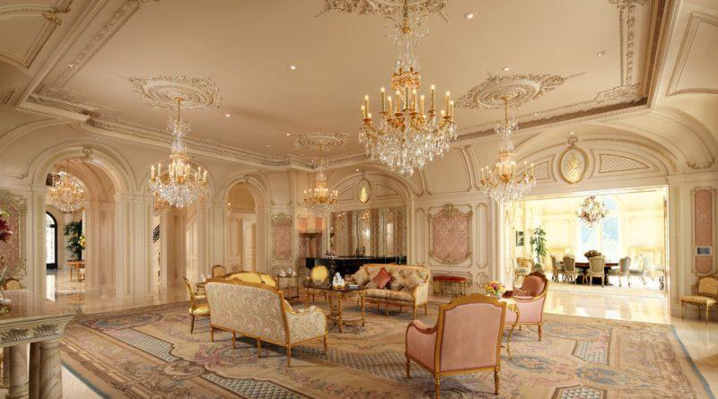стиль барокко в архитектуре фото