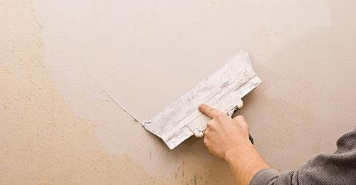 полімерна шпаклівка для стін