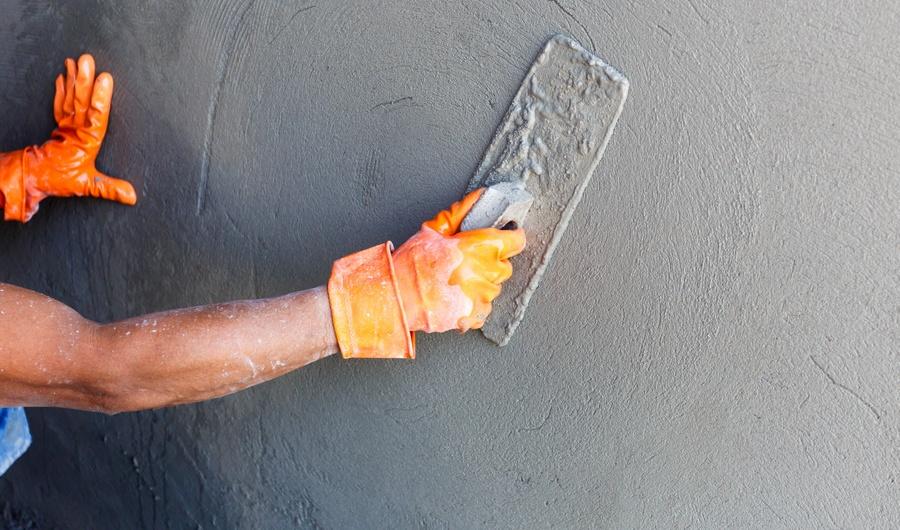 цементная шпаклевка стен