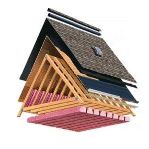 как утеплить потолок пенополистиролом