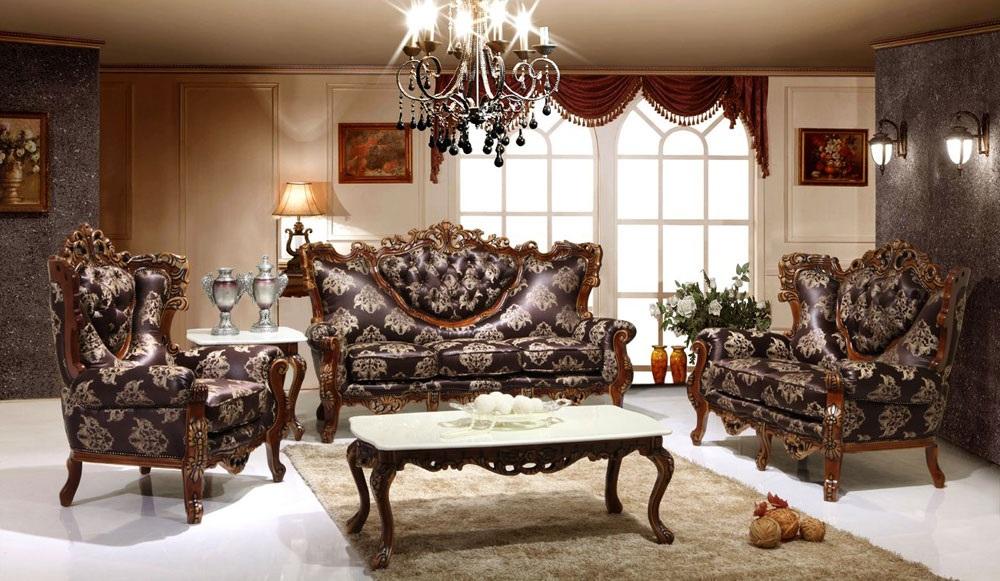 викторианский стиль мебель