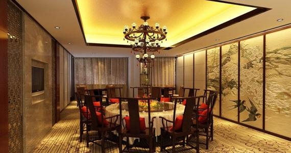 комната в китайском стиле фото