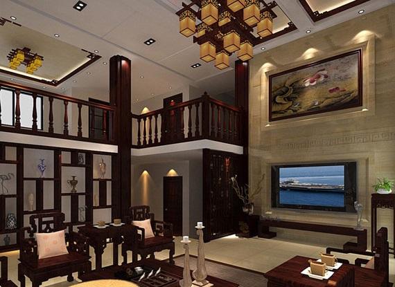 дом в китайском стиле