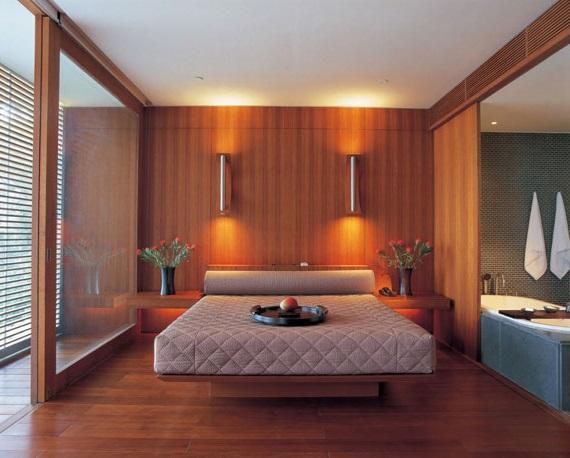 спальни в китайском стиле