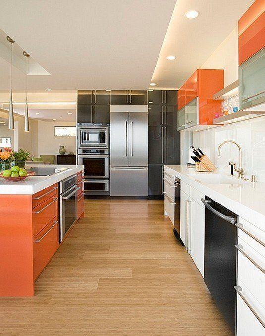 поєднання кольорів на кухні