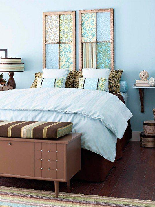 спальня в вінтажному стилі