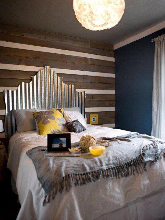 фото спальні в вінтажному стилі