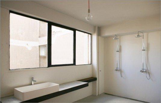 подвійний душ фото
