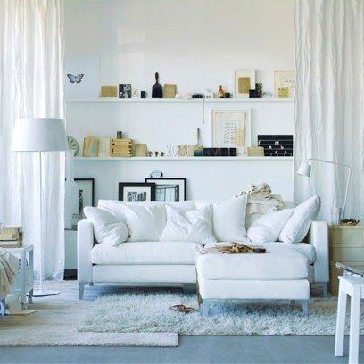 меблі для невеликої вітальні