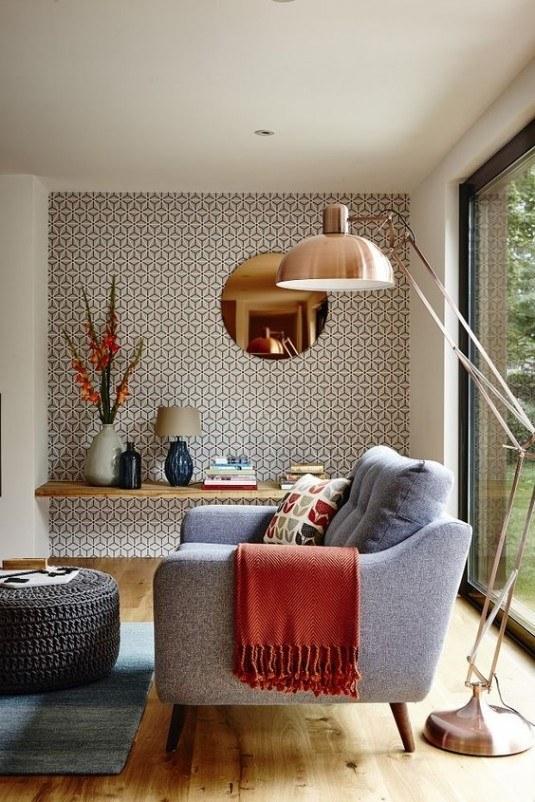 мякі крісла у вітальні