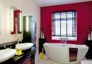 Яскравий дизайн ванної кімнати, який позбавить вас дару мови