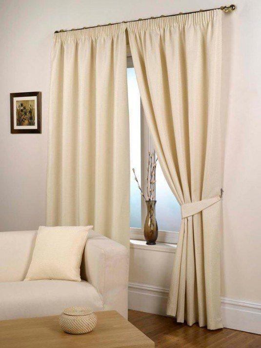 штори для вітальні