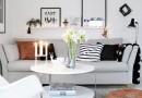 Дизайн вітальні невеликих розмірів, прості і творчі поради