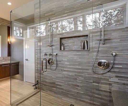 Двомісна душова кабіна