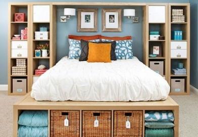 6 творчих способів як оформити простір над ліжком!