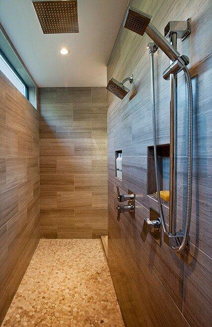 подвійна душова кабіна