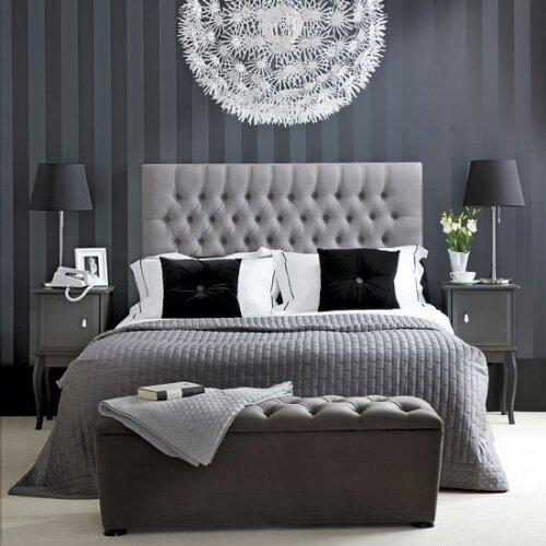 дизайн спальні в класичному стилі фото 2015